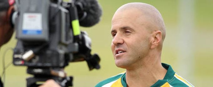 Former Australia touch footy skipper loves the fun vibes of Masters